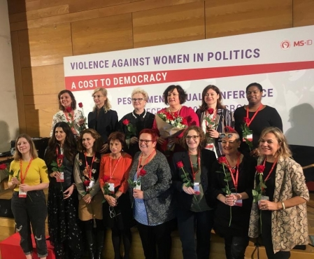 Zita Gurmai re-elected PES Women President with pledge to strengthen women's voices across Europe