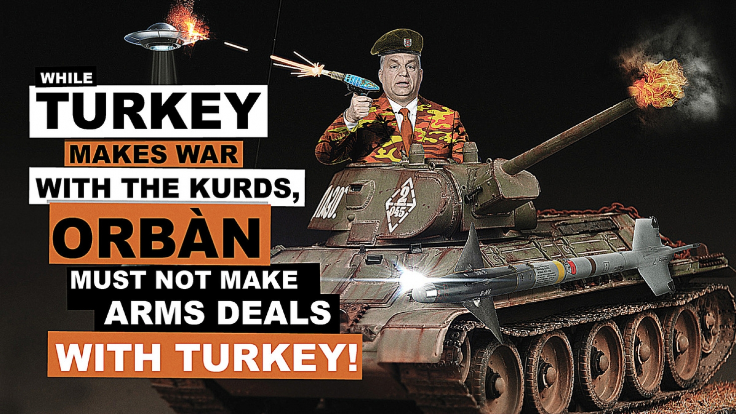 Parliamentary Resolution Proposal  Initiating Immediate Termination of Arms Trade with Turkey