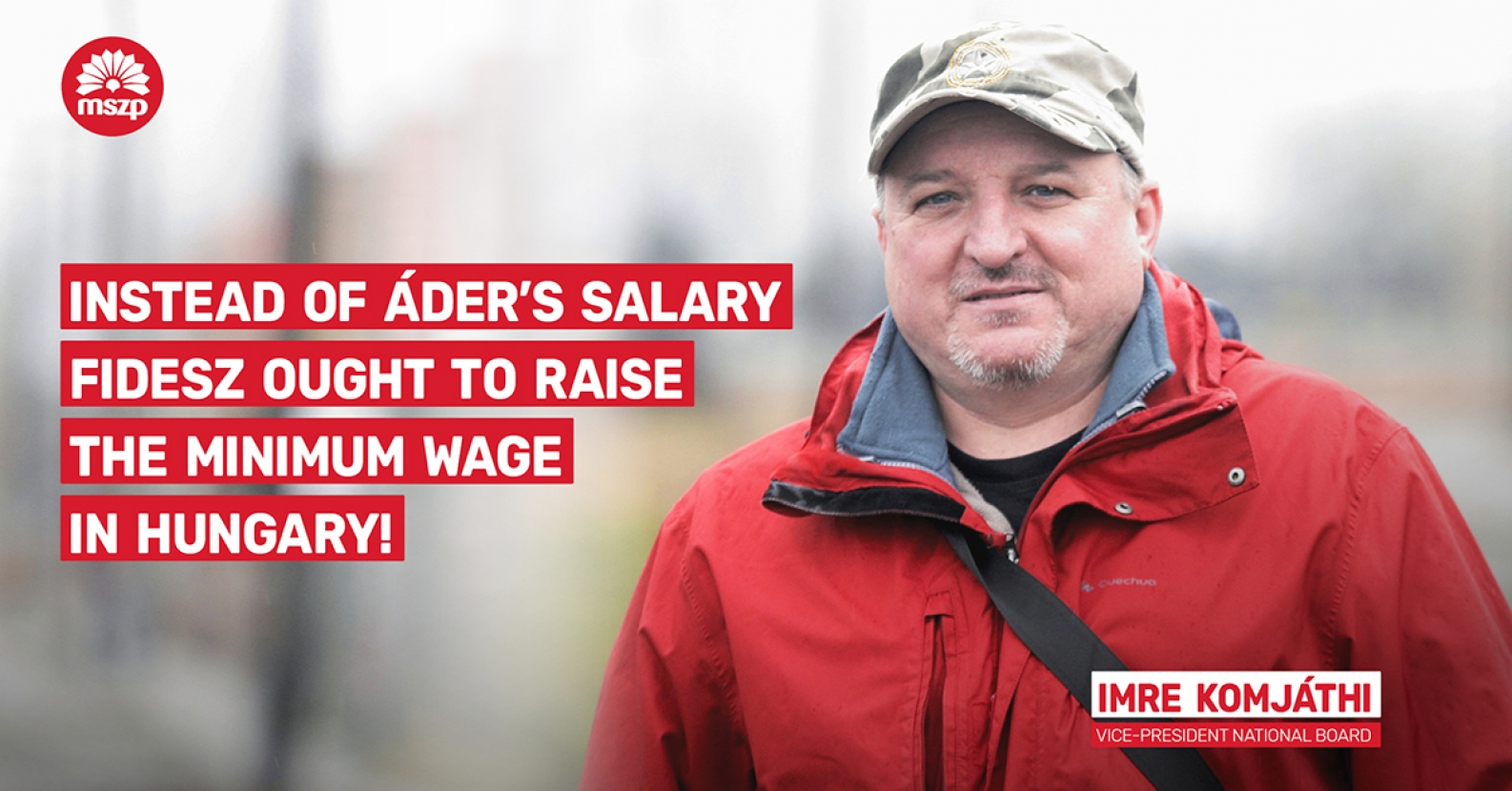 For Fidesz, Raising Minimum Wage Not As Important As Raising Áder's Salary