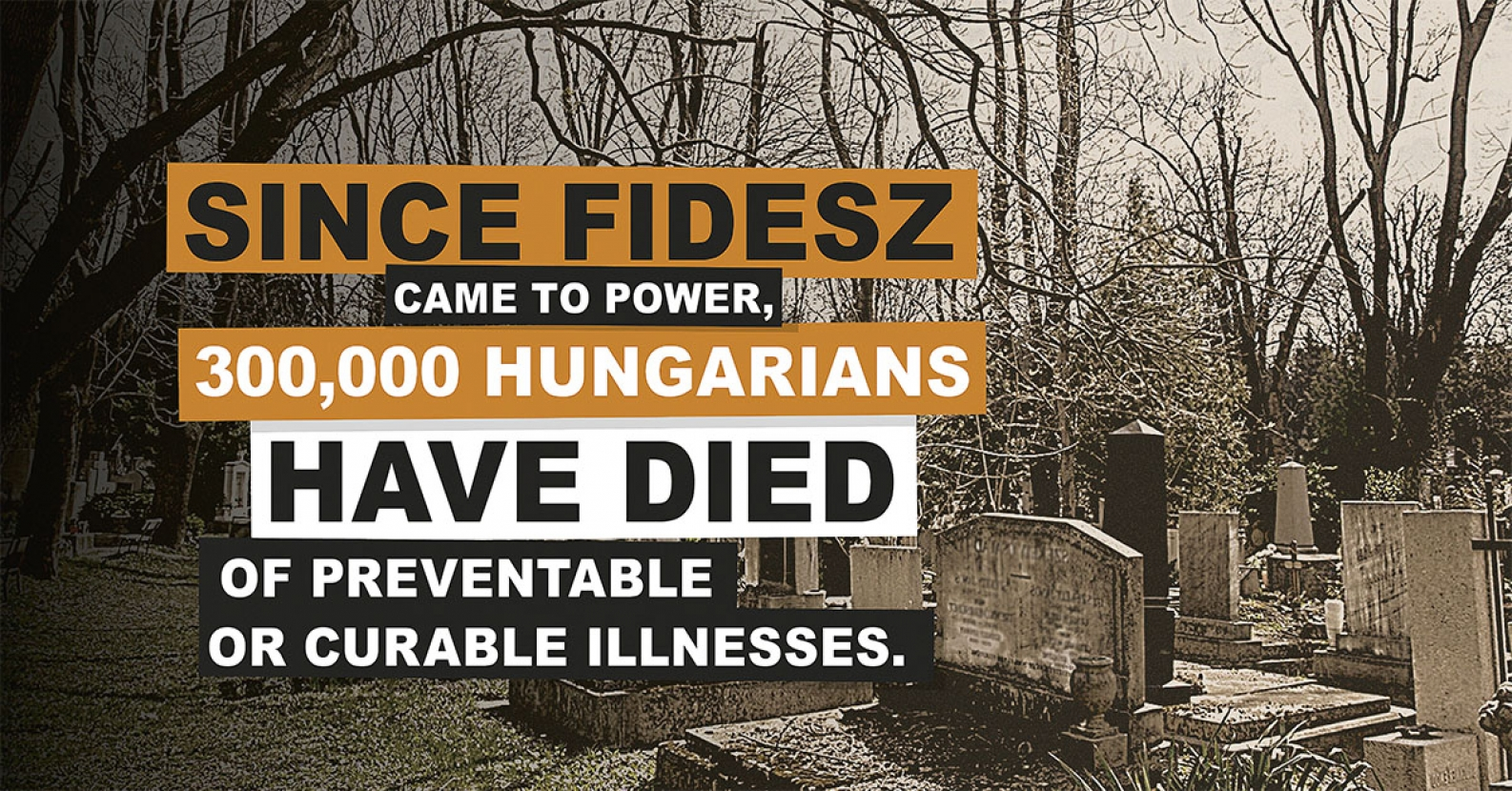 Hundreds of Thousands of Hungarians Would Still Live if Orbán Were to Treat Healthcare as Sport