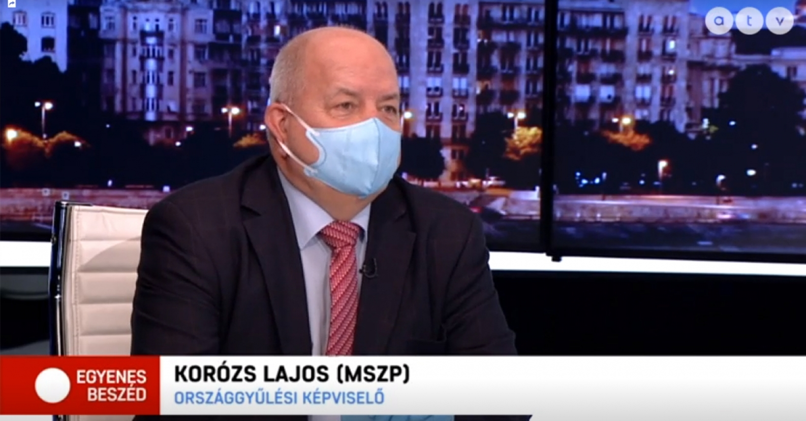 Korózs: No such thing as opposition or pro-government coronavirus!