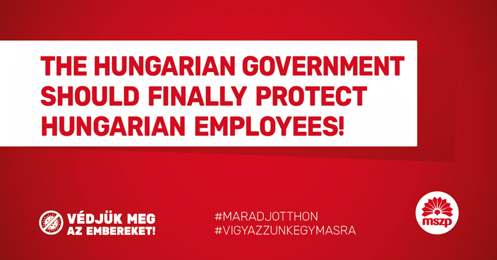 MSZP Supports Hungarian Trade Union Confederation in Struggle to Protect Workers before Constitutional Court