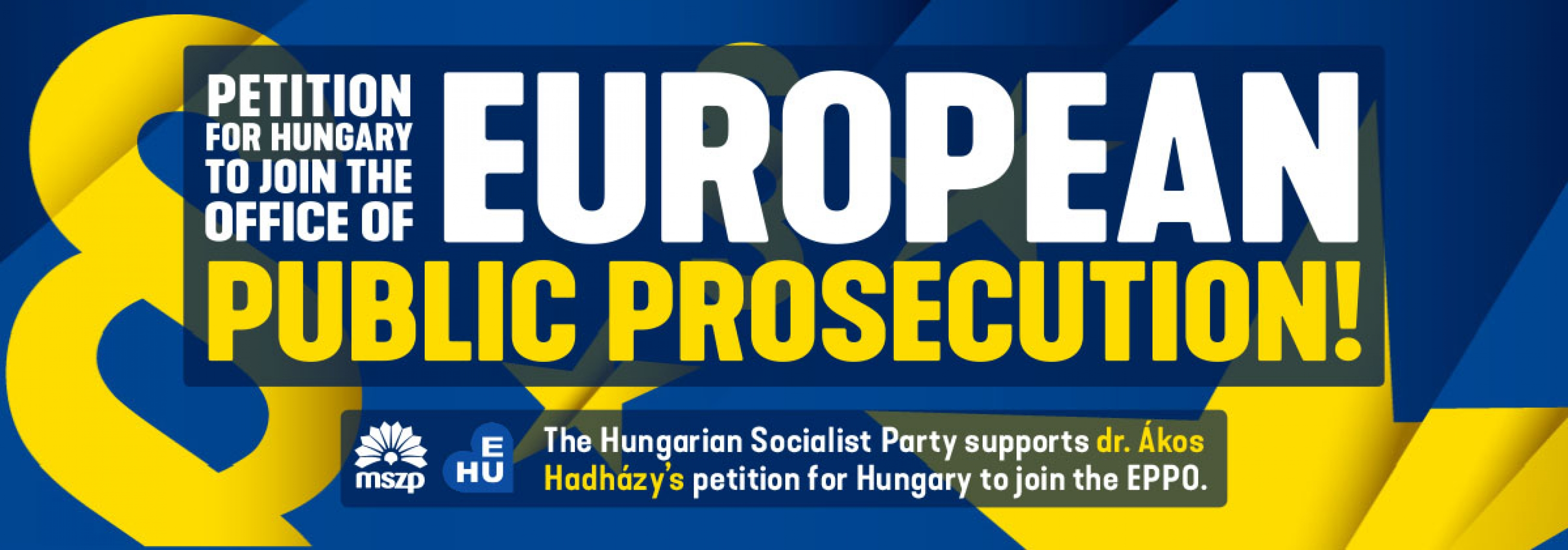 Let's join the European Public Prosecutor's Office! II