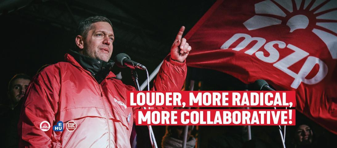 Louder, More Radical, More Collaborative
